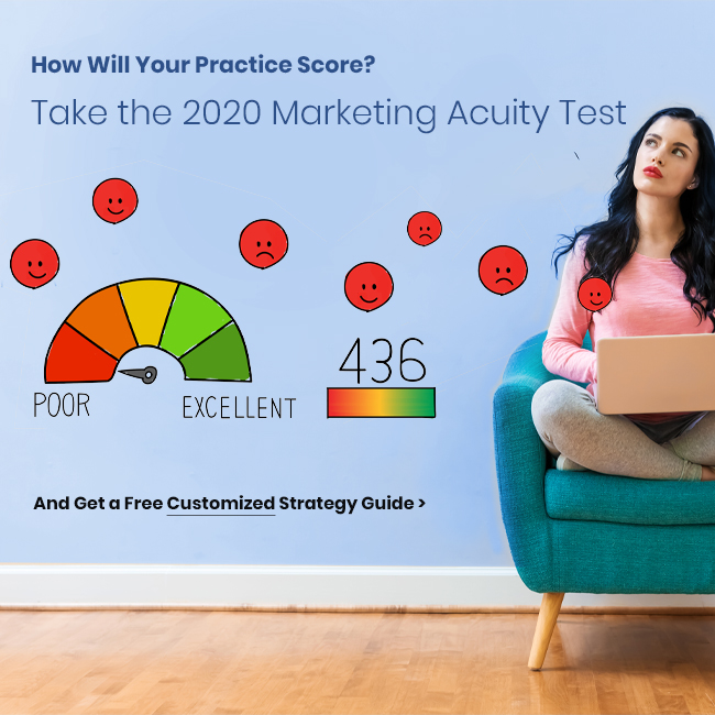 optometry marketing acuity test