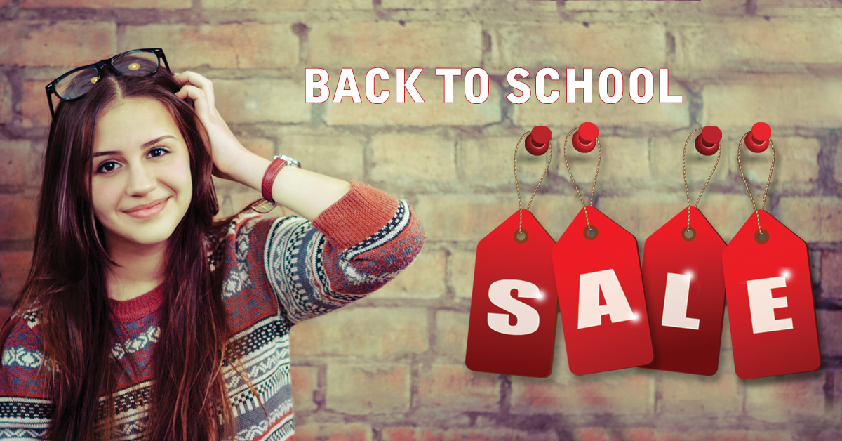 back to school eye doctor marketing campaign