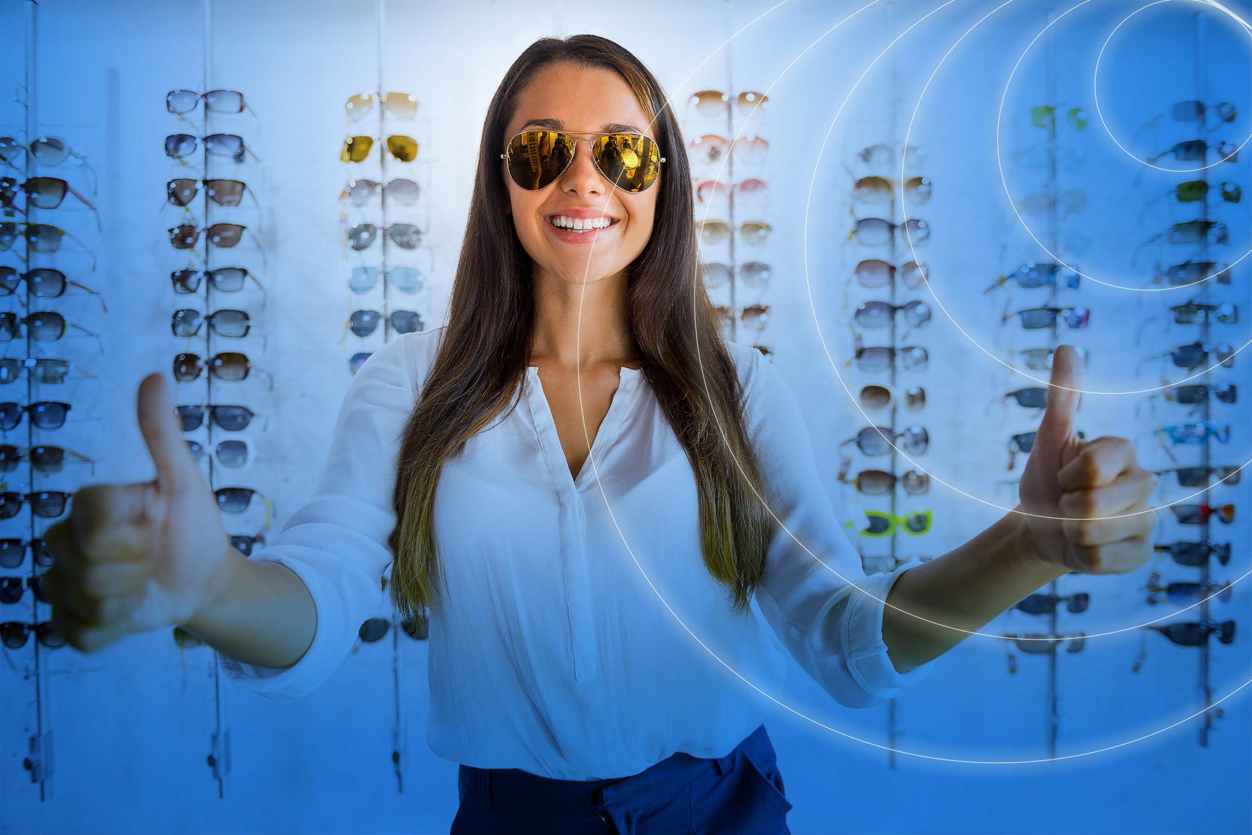 Google Beacon optometry website marketing