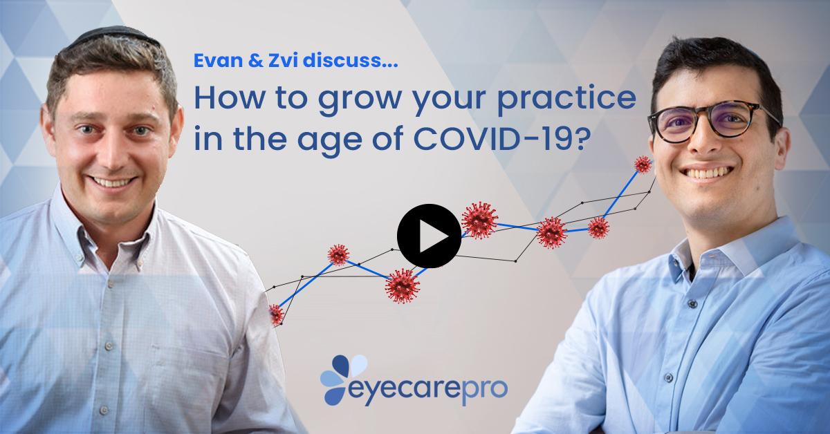 COVID Facebook Ad