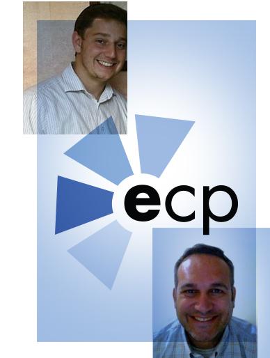 eyecarepro logo with markeing professional headshots
