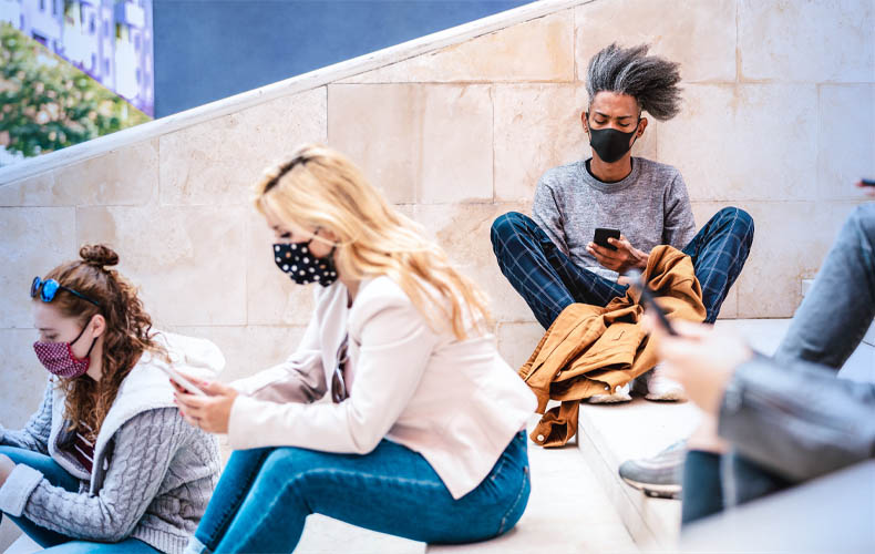 Images Inline Phones Masks