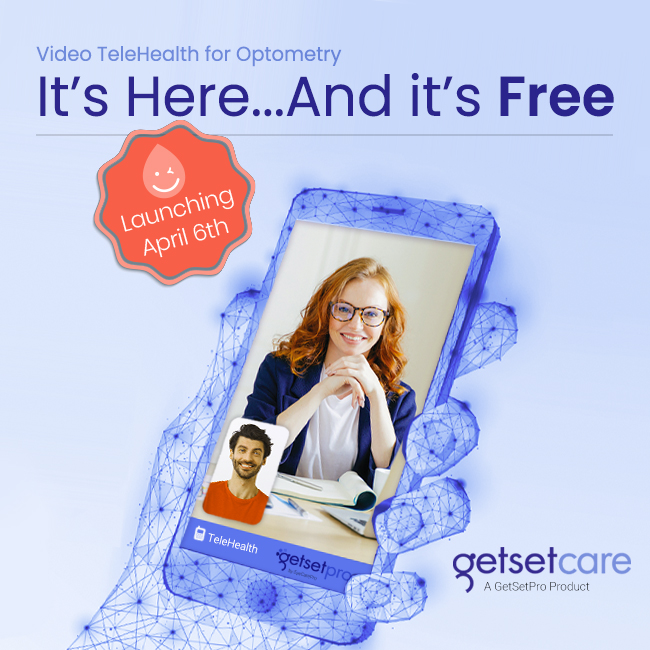 GetSetCare - video telehealth for optometry