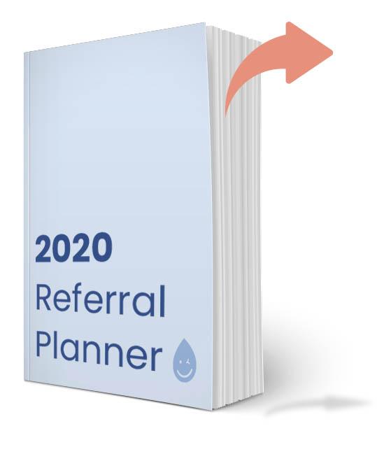Referral Cover Book