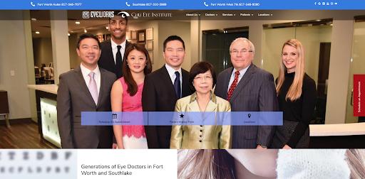 Website Practice of the Month Screenshot