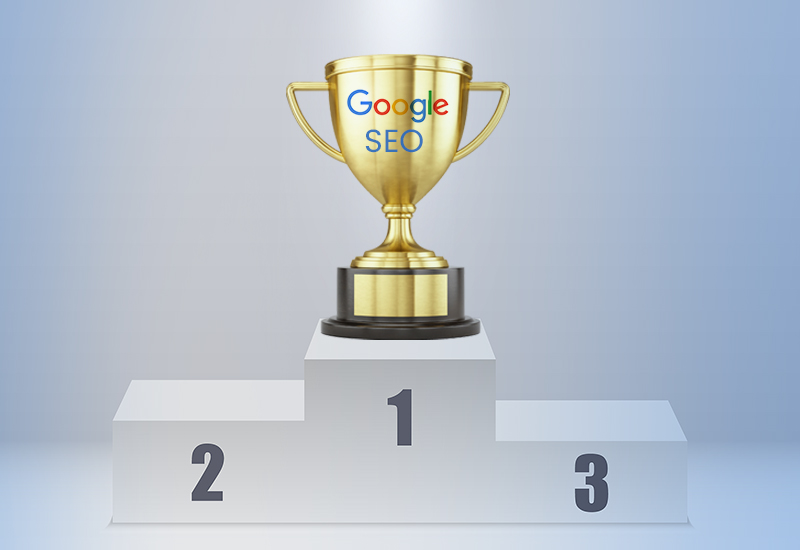 first place SEO