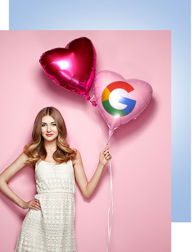 woman balloon 2